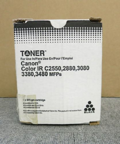 Canon GPR-23 Black Toner Cartridge (0452B003AA) New Sealed